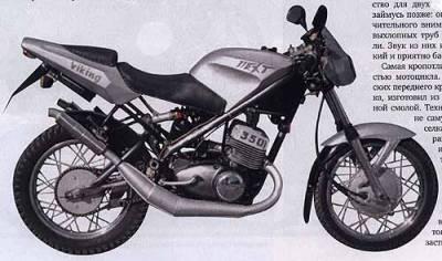тюнинг мотоцикла юпитер