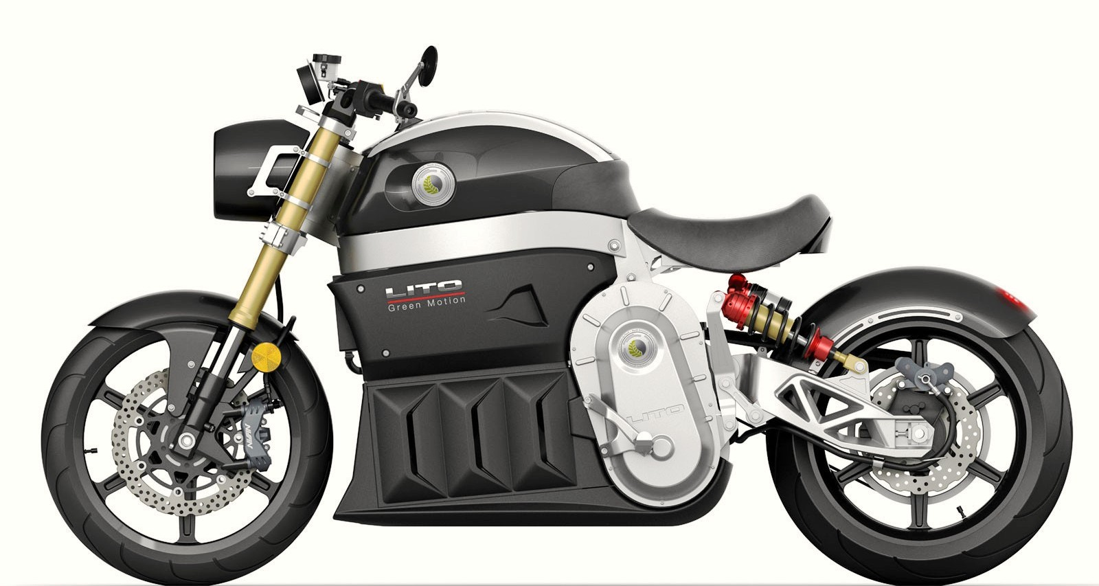 Электро мотоцикл Зеро